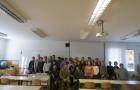 Obisk slovenskih in ameriških vojakov na šoli